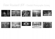 Peter Rowland, LIPF, Dundalk Photographic Society