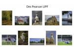 Des Pearson, LIPF,  St Brigids