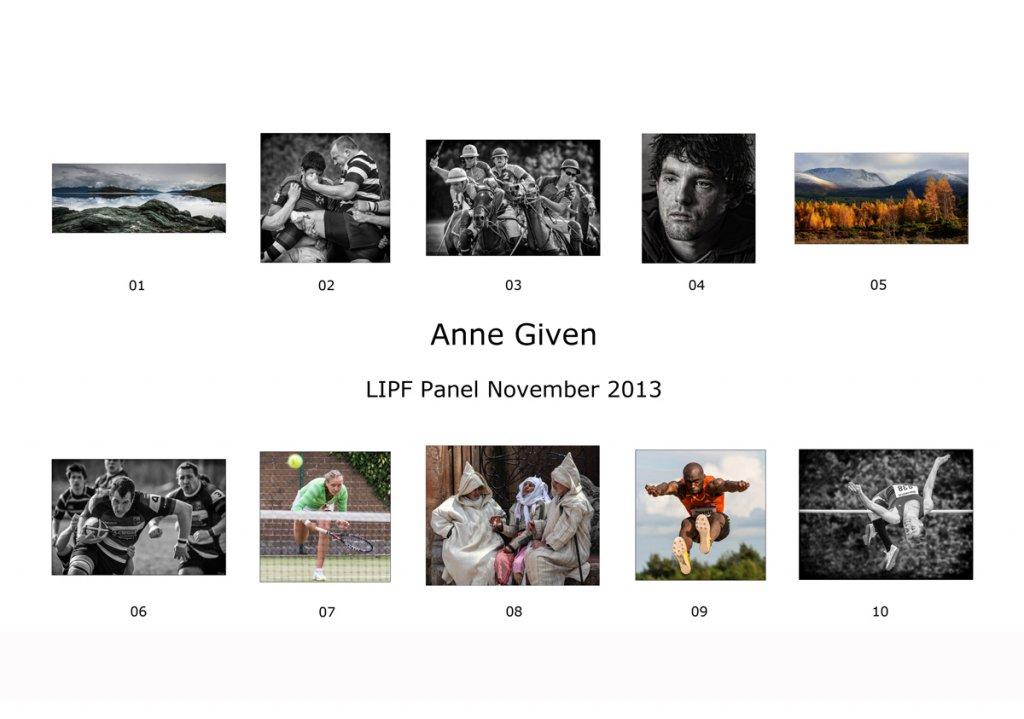 Anne Given LIPF