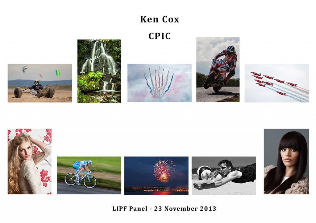 Ken Cox LIPF