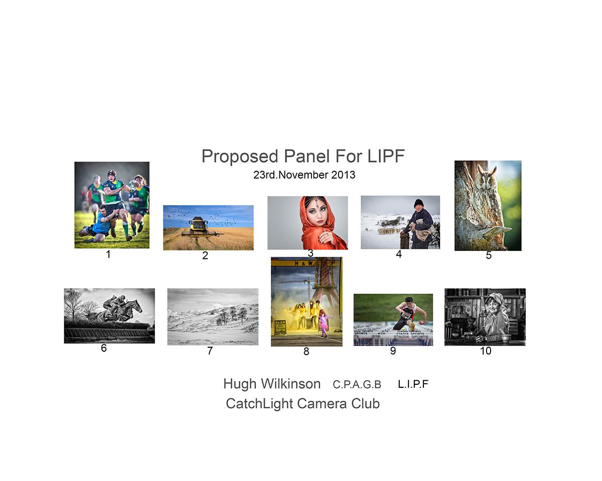 Hugh Wilkinson LIPF