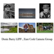 Denis Barry LIPF, East Cork Camera Group
