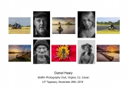Daniel Healy LIPF, Breffni Photography Club
