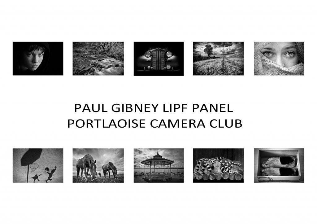 Paul Gibney LIPF