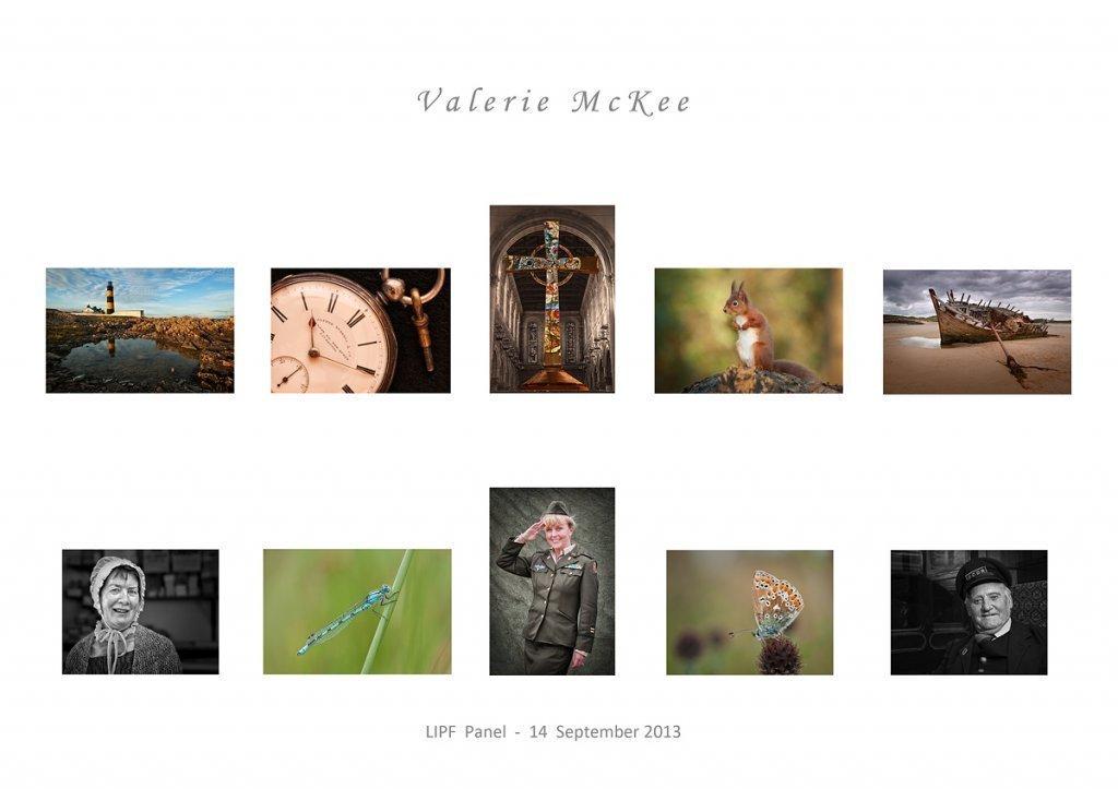 Valerie McKee LIPF