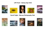 David Triglia LIPF, Blarney Photography Club