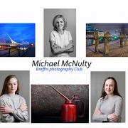 Michael McNulty LIPF, Breffni Photography Club