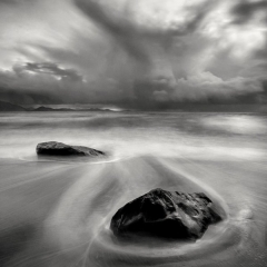 Bronze - John Hooton -  Mallow Camera Club - Rolling Wave
