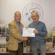 CLUB PANEL AWARDS MONO JOINT 1ST - SWORDS VIEWFINDERS