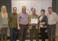 CLUB PANEL AWARDS COLOUR	JOINT 3RD - MALAHIDE CAMERA CLUB