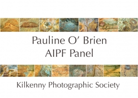Pauline O'Brien AIPF, Kilkenny Photographic Society