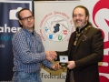 IPF President Michael O'Sullivan pictured with award winner Eddie Kelly