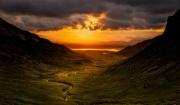 Non Advanced HM - Paul Lanigan - Drogheda Photographic Club - Donegal Sunrise