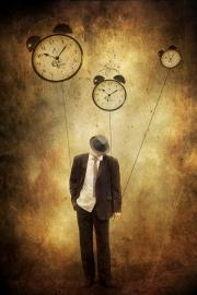 Advanced HM - Paul Reidy - Blarney Photography Club - Time Keeper