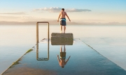 Non Advanced Gold - Conor McEneaney - Dundalk Photographic Society - Swimming in Salterstown