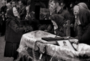 Mono Print Open - Advanced Gold - John Butler - The Funeral of Dani Popan - Drogheda Photographic Club