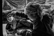 Mono Print Open - Non-Advanced Bronze - Andrew Magan - Hard at Work - Kilkenny Photo Society