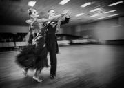 Mono Print Open - Non-Advanced Honourable Mention - Evalds Gaspazins - Dancers - Dundalk Photographic Society