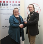 Sharon Rankin medal