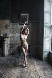 0689 Deirdre Murphy Malahide CC Nude By Window ADVANCED HM