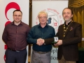 IPF President Michael O'Sullivan and Shane Cowley from Canon Ireland pictured with the judge Rikki O'Neill