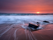 Jaffa Sunset