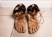 Alan Hunt - Boot Feet - Athlone Photography Club - Colour Print Theme - Intermediate First.jpg