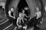Des Clinton - Horse Boys - Drogheda Photographic Club - Monochrome Print Open - Advanced Gold.jpg