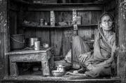 Tony Mc Donnell - My Space - Dundalk Photographic Society - Monochrome Print Open - Advanced Honourable Mention.jpg