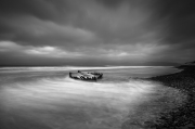 Pakie O Donoghue - Gone from our shore - Blackwater Photographic Society - Monochrome Print Theme - Advanced Honourable Mention.jpg