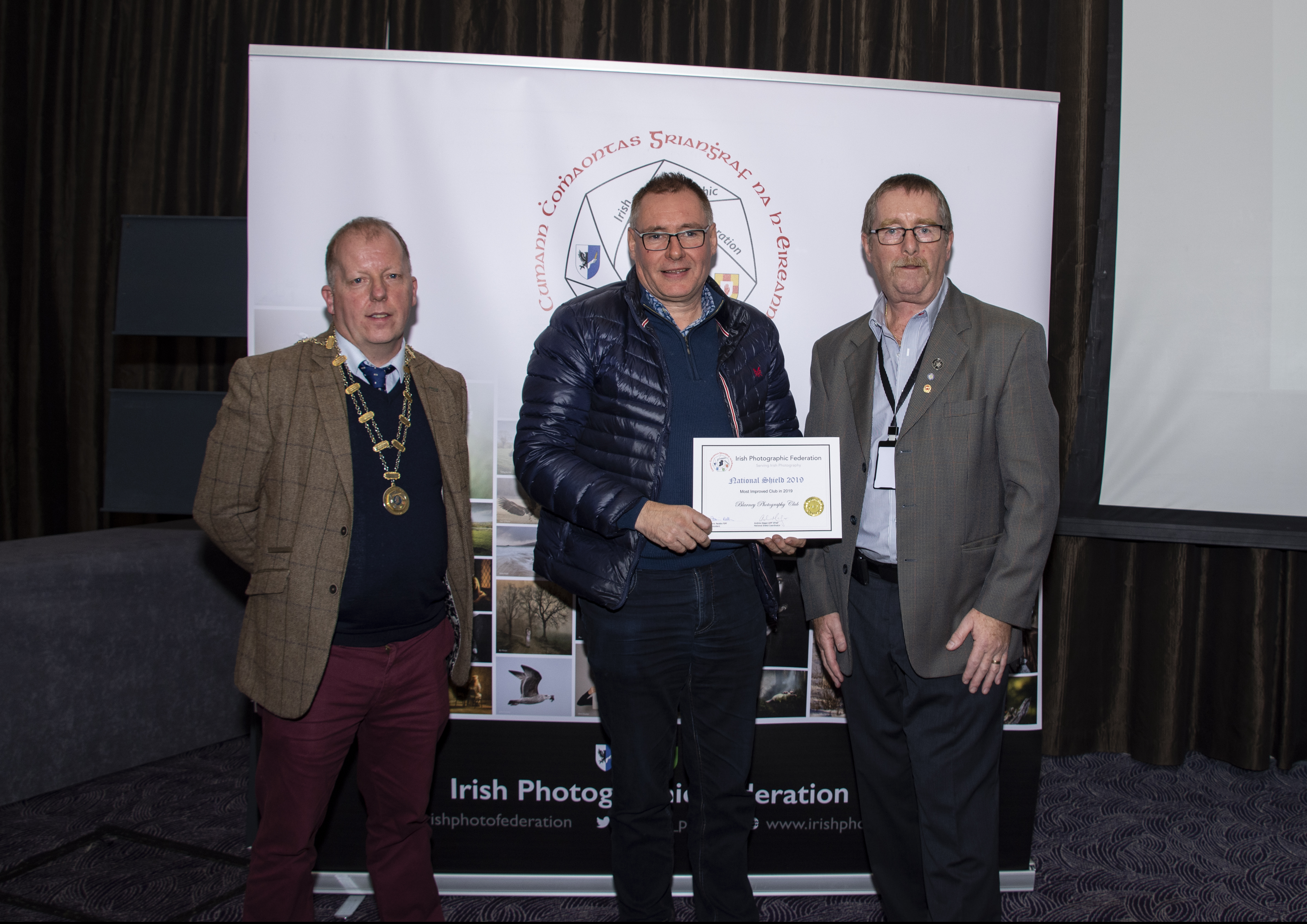 Most improved Club Blarney Photography Club