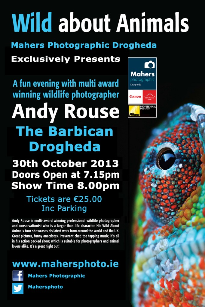 Andy Rouse Lecture