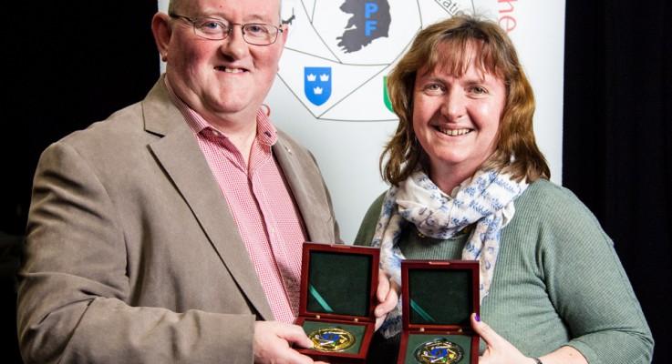 Mark and Rosemary Sedgwick Honoured